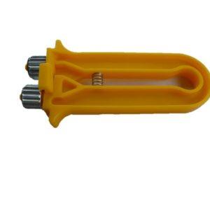 Plastic crimping tool