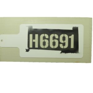 registration stencil