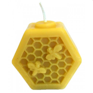 Hexacomb Bees Candle Mould