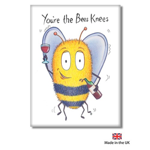 Bee Theme Magnet